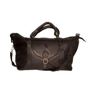 CHICAGO WHITE SOX MLB Black Leather Travel Bag NEW