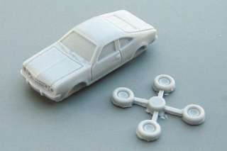Scale 1/160 Willmodels 74 AMC Hornet Hatchback