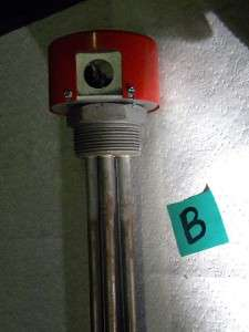 NEWWatlow Immersion Heater Plug+Thermostat BLS747E 20