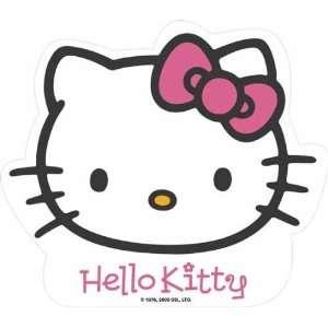 Dekoback Tortenaufleger Hello Kitty Schleife, 1er Pack (1 x 8 g Karton