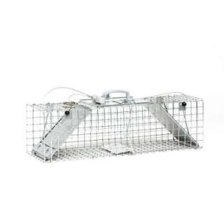 Havahart Easy Set Live Animal Cage Trap 1062 at The Home Depot