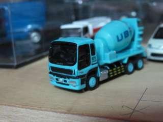 Isuzu Giga UBE Concree mixer ruck oy car omica |