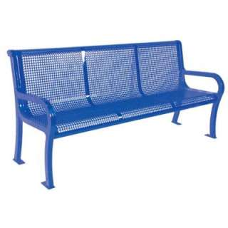 Commercial Park 6 ft. Lexington Bench  Portable and/or Surface Mount