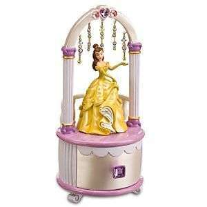 PRINCESS Beauty BELLE Jewelry Box NEW