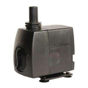 245gph 20 Ft Cord Submersible Pond Fountain Pump