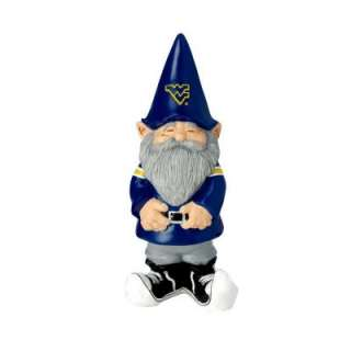 In. West Virginia University Garden Gnome 54116 at The Home Depot