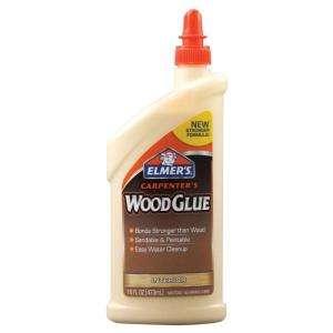 16 oz. Professional Carpenters Wood Glue E702Y