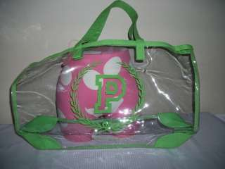 Victorias Secret PINK Clear Beach Tote NWT