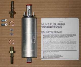 Walbro Fuel Pump Porsche 944 911 928 968 Turbo Bosch