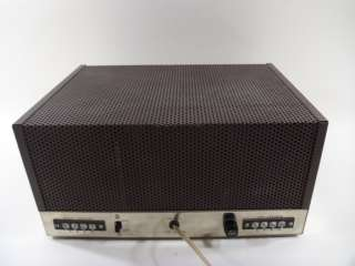 Dynaco Dynakit Stereo 70 ST70 Tube Amplifier Dyna Co.