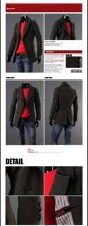 Mens Coats Woolen Casual Winter LUXURY Coats Korea style Dandy slim