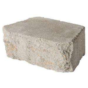 12 in. x 12 in. Concrete Garden Wall Block 81185