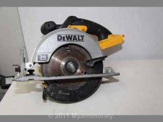 DeWalt Heavy Duty 36V Volts Cordless 7 1/4 Circular Saw DC300