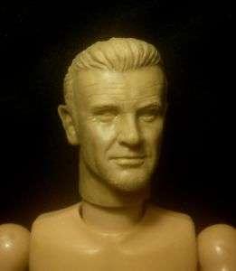 Sean Connery Goldfinger James Bond + 1/6 Body Figure