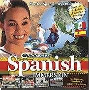 Learn Spanish Language Audio Video Teacher NEW Vista XP