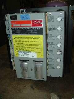 Danfoss VLT 102, 175B5034 AC variable speed drive