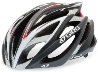 Giro Cycling Helmet Ionos Matte Black Red Road Bike Race Cycle