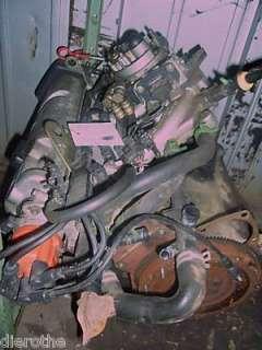 Motor, Benzin, VW Golf 3 1,4 Bj 95 ABD