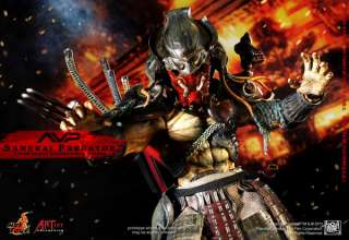 Toys Aliens VS Predator Artist Collection AC01 AVP Samurai Predator