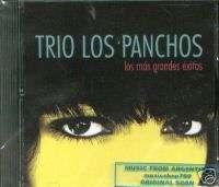 TRIO LOS PANCHOS LOS MAS GRANDES EXITOS SEALED CD