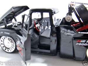 Stepside Tow Truck Wrecker 1 24 Diecast Jada Big time Thunder Towing
