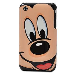 Disney Parks Authentic✿iPhone 3G✿Classic Mickey Mouse✿Clip Case