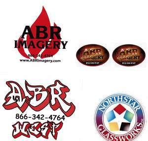 stickers custom printing business card image bulk logo