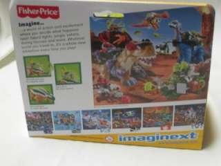 NEW Fisher Price Imaginext Ankylosaurus Dinosaur