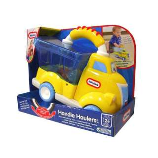 HANDLE HAULERS DUMP TRUCK TOY CAR LITTLE TIKES NEW |