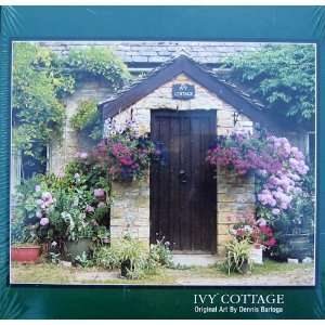 Ivy Cottage 500pc. Jigsaw Puzzle Toys & Games