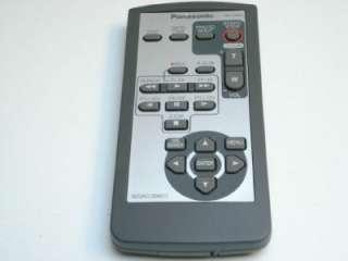 Panasonic N2QAEC000012 Camcorder Remote Control & 2025