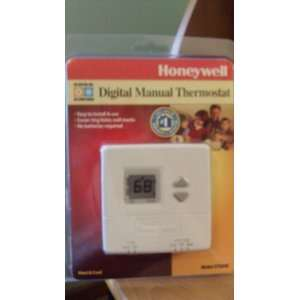 Honeywell Digital Manual Thermostat #CT500A Home