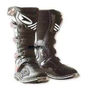 Stivali moto cross enduro AXO Boxer 2011 nero
