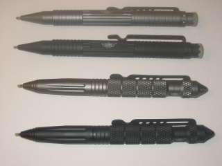 UZI Tactical Defender Pen (Black or Gun Metal)