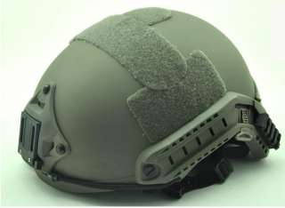 Navy Seal SF OPS FAST Style Carbon Helmet for Airsoft   FG