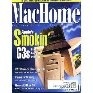 Awards, Home Office, Family, Entertainment: Mac Home Magazine: Books