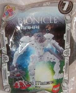 MC DONALDS LEGO BIONICLE MAHRI   TOA MATORO