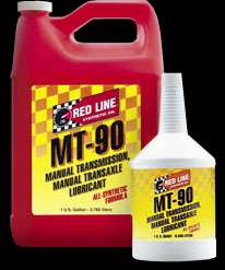 Red line Mitsubishi Evo 4 5 6 7 8 9 Transmission Oil