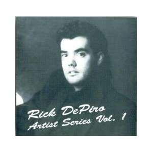 Artist Series Vol 1: Rick DePiro: Music