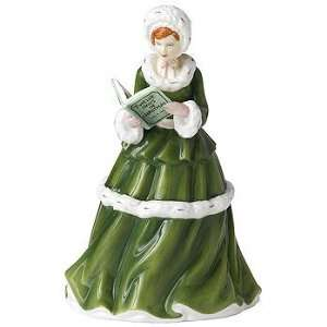Royal Doulton Pretty Ladies Ninth Day of Christmas