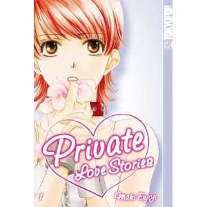 Private Love Stories (9783867196376) Maki Enjoji Books