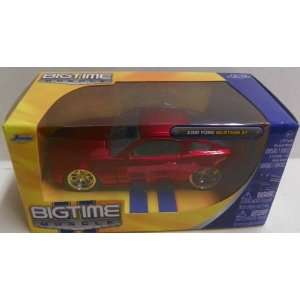 Jada Toys 1/32 Scale Diecast Big Time Muscle 2010 Ford