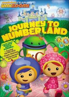Team Umizoomi: Journey to Numberland.Opens in a new window