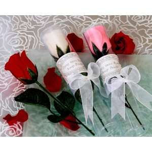 Long Stemmed Rose Soap Home & Kitchen