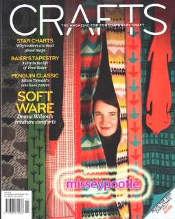 CRAFTS Magazine November/december 2011   Christmas 2011 Gift Guide