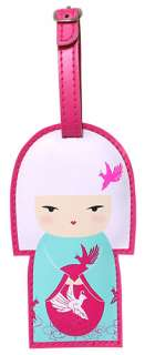 Kimmidoll Bag Tag Beautiful Collectible Doll