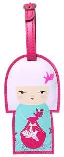 Kimmidoll Bag Tag Beautiful Collectible Doll