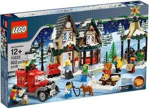 LEGO SPECIALE COLLEZIONISTI 10222 UFFICIO POSTALE DEL VILLAGGIO