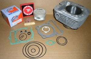 Yamaha YFM350 350 Big Bear Engine Top Rebuild Kit