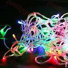 Multicolor LED Rope Lights Home Auto Neon Lighting Christmas Festival